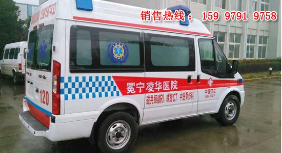 东风御风救护车